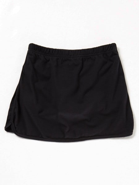 Girls Knit School Skorts