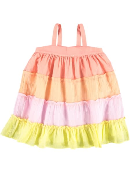 Toddler Girls Crinkle Dress