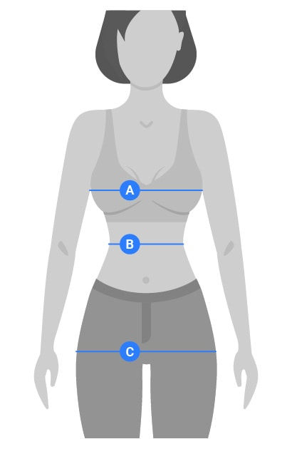 Womens Underwear & Lingerie Measuring Guide